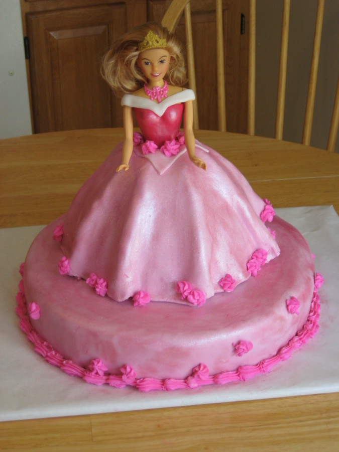 Sleeping Beauty Birthday Cakes