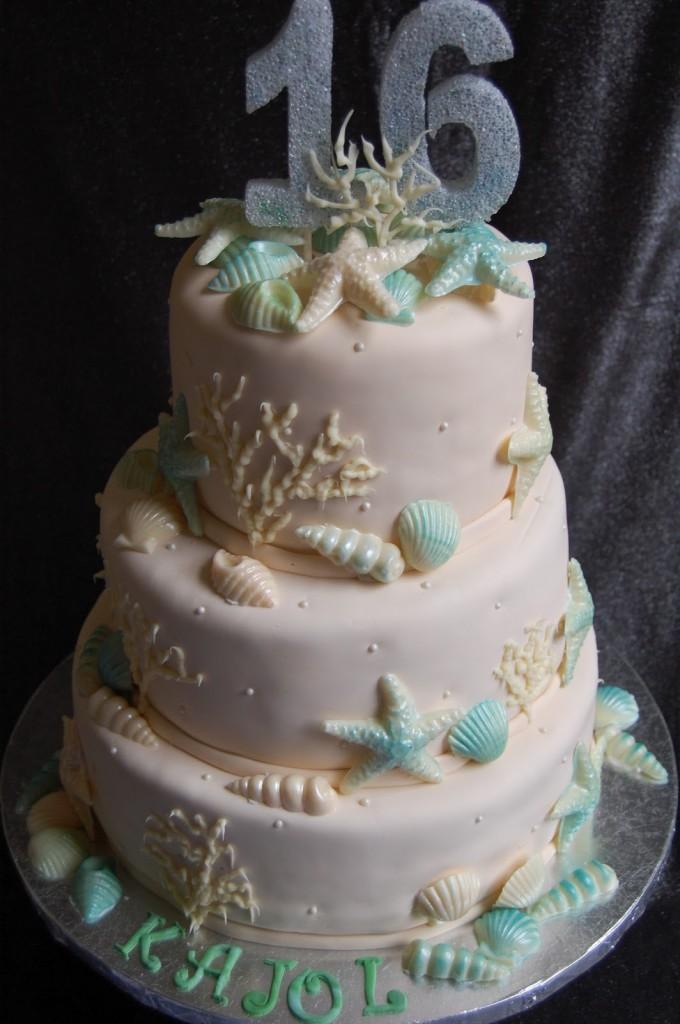 Sweet 16 Cakes Ideas