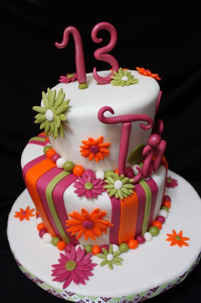 Topsy Turvy Cake Designs