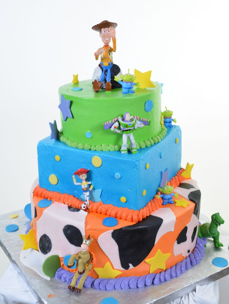 Toy Story Cake Pictures