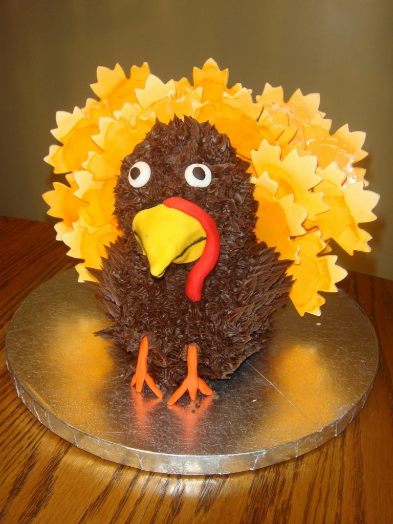 Cakes For Thanksgiving