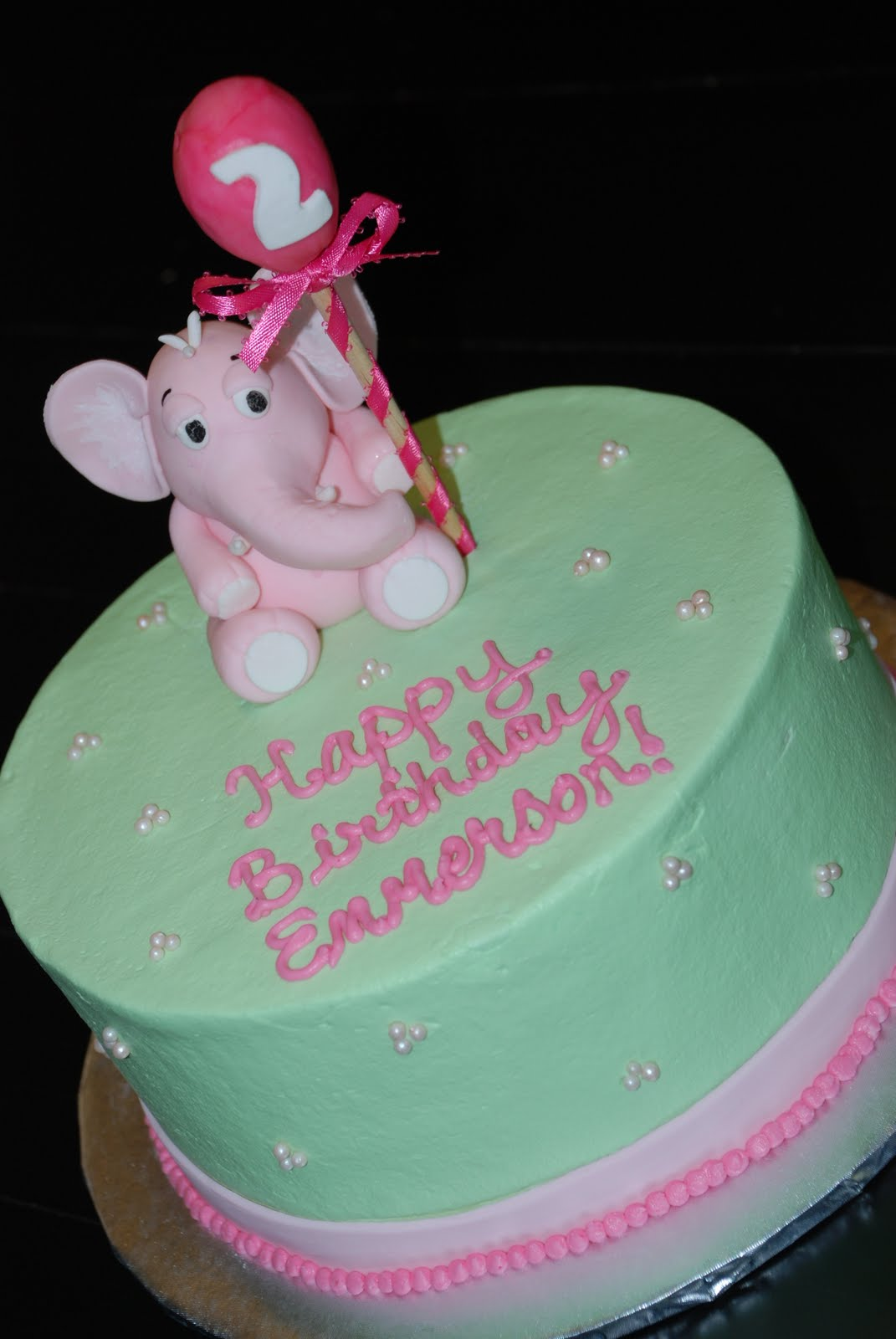 Swell Elephant Cakes Decoration Ideas Little Birthday Cakes Funny Birthday Cards Online Necthendildamsfinfo