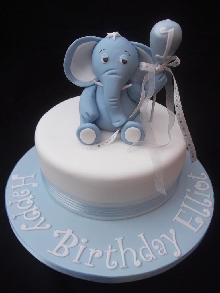 Elephant Cake Images