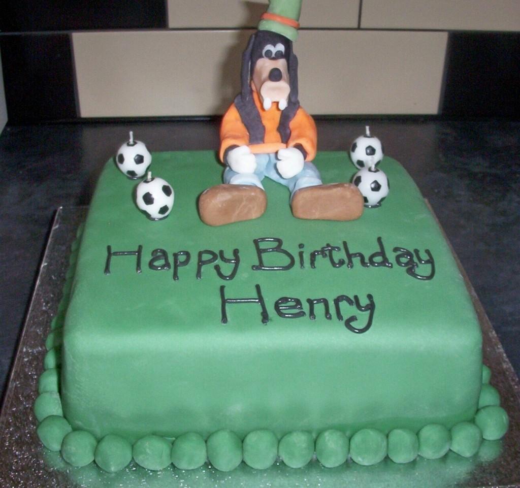 Goofy Cake Ideas