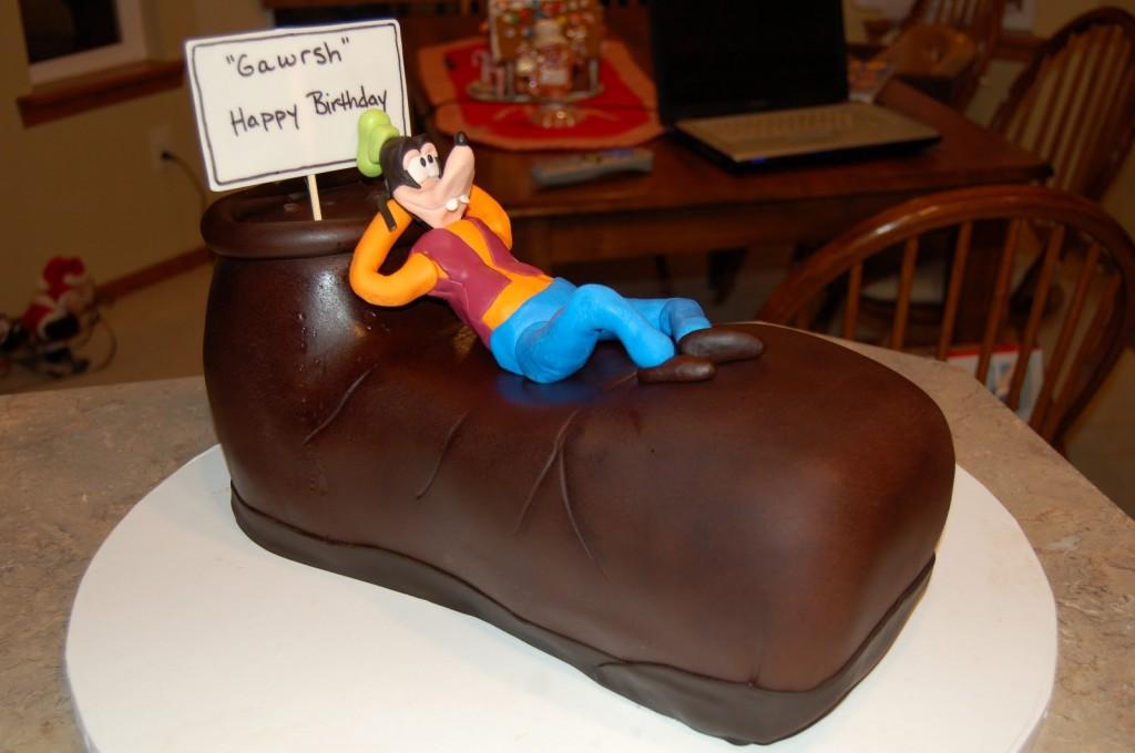 Goofy Cakes Designs