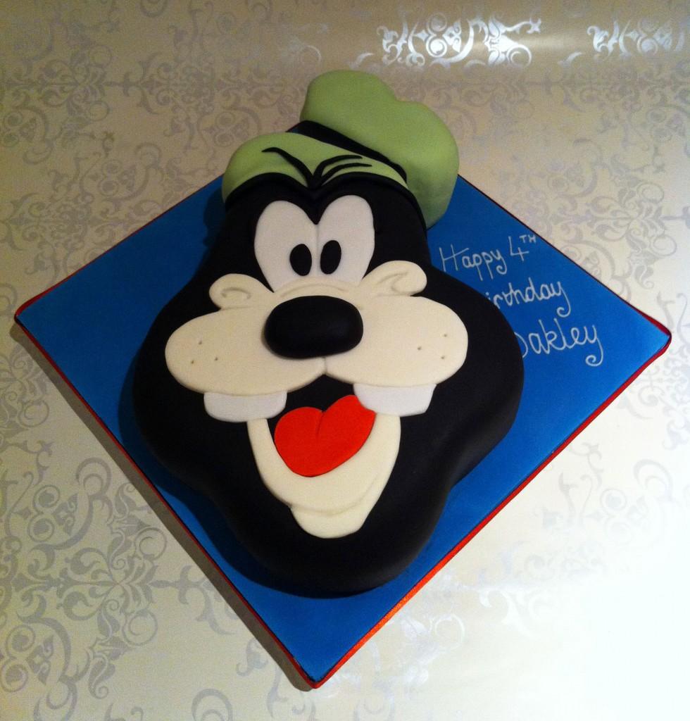 Goofy Cakes