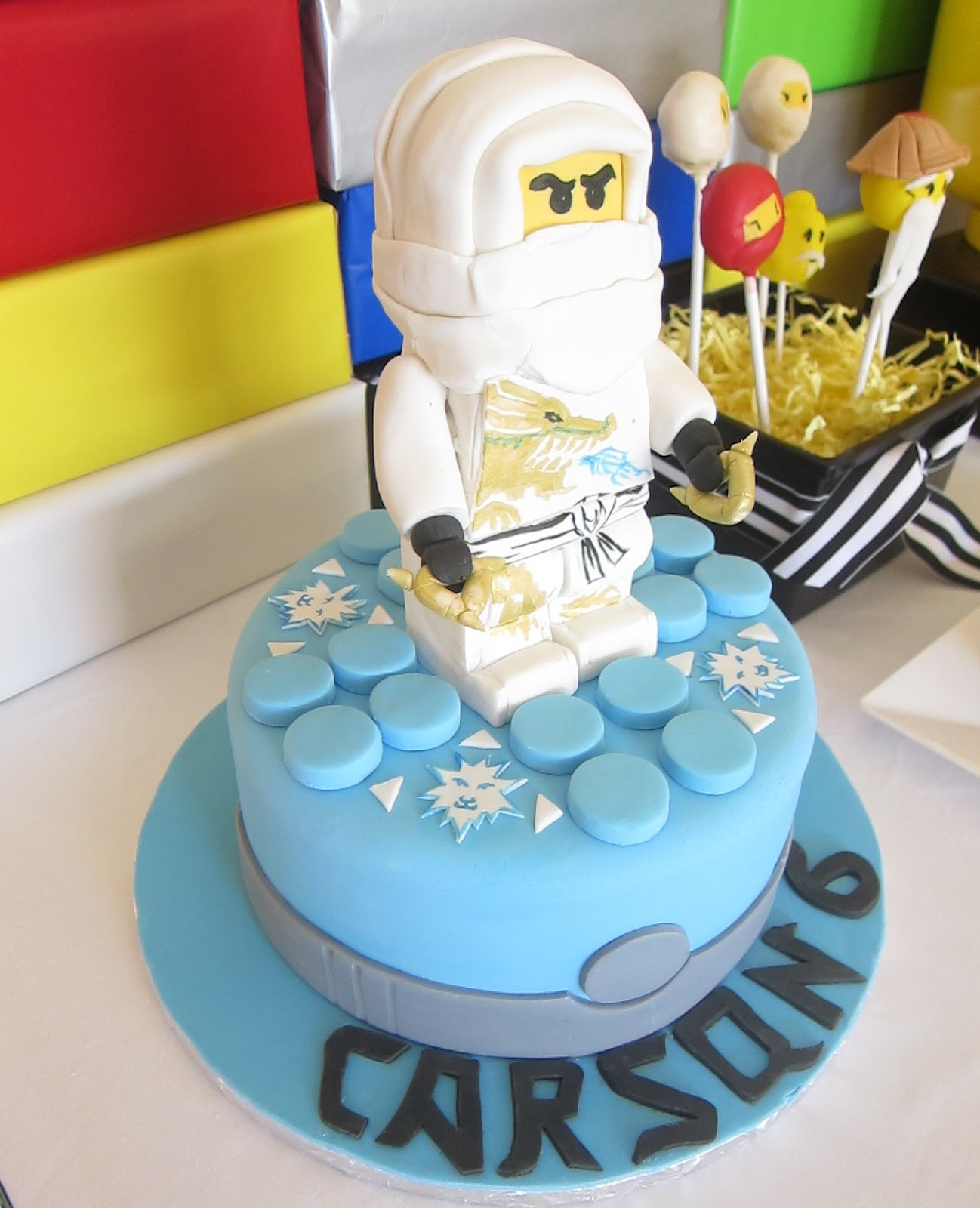 Super Ninjago Cakes Decoration Ideas Little Birthday Cakes Funny Birthday Cards Online Inifofree Goldxyz
