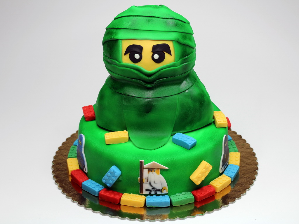 Ninjago Cakes – Decoration Ideas | Little Birthday Cakes