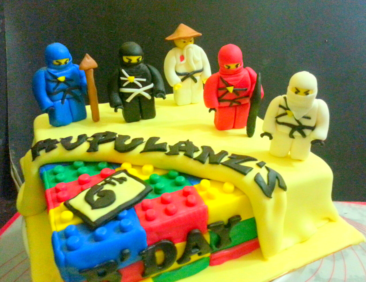 Terrific Ninjago Cakes Decoration Ideas Little Birthday Cakes Funny Birthday Cards Online Inifofree Goldxyz