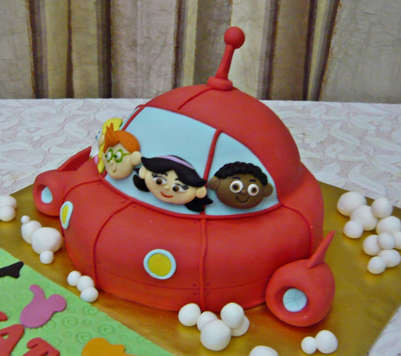 Rocket Ship Birthday Cake Ideas