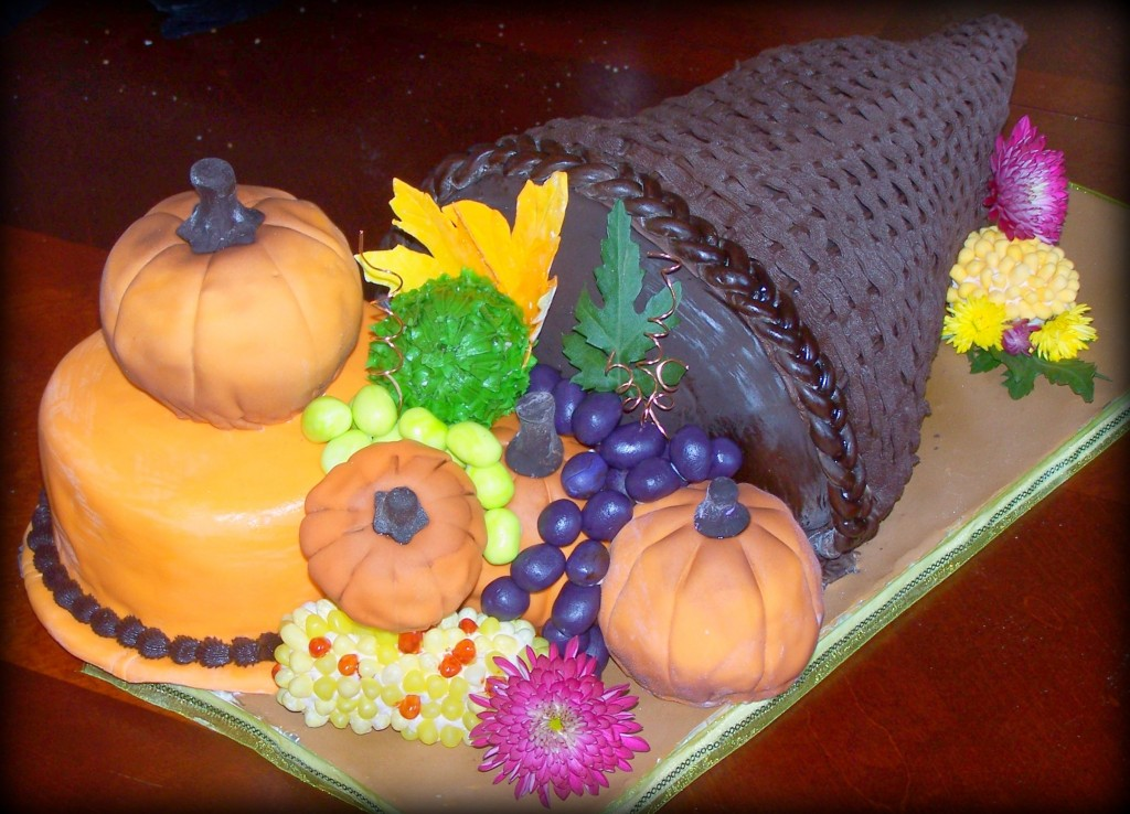 Thanksgiving Birthday Cake Ideas