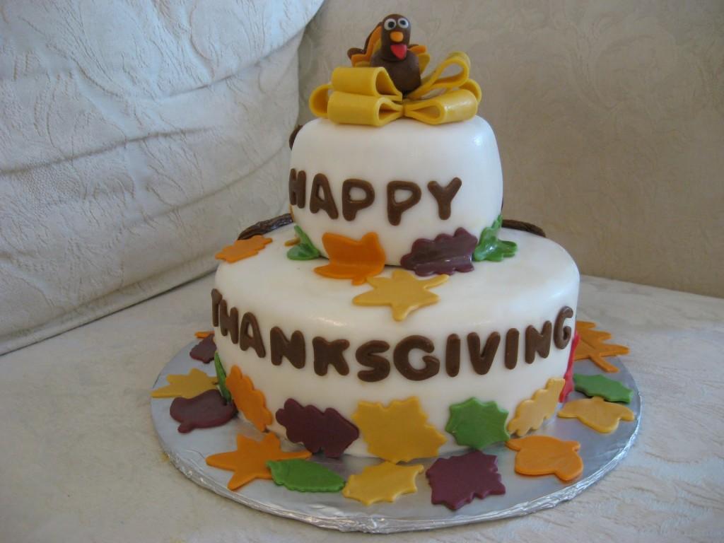 Thanksgiving Cake Decorating Ideas