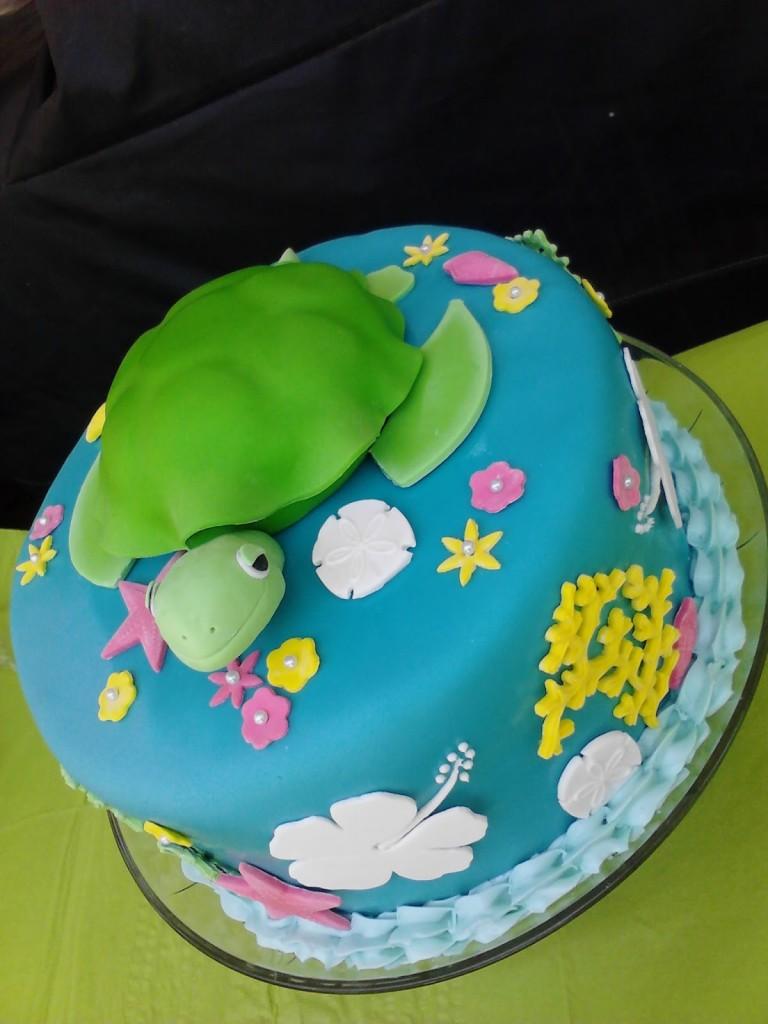 Turtle Cakes