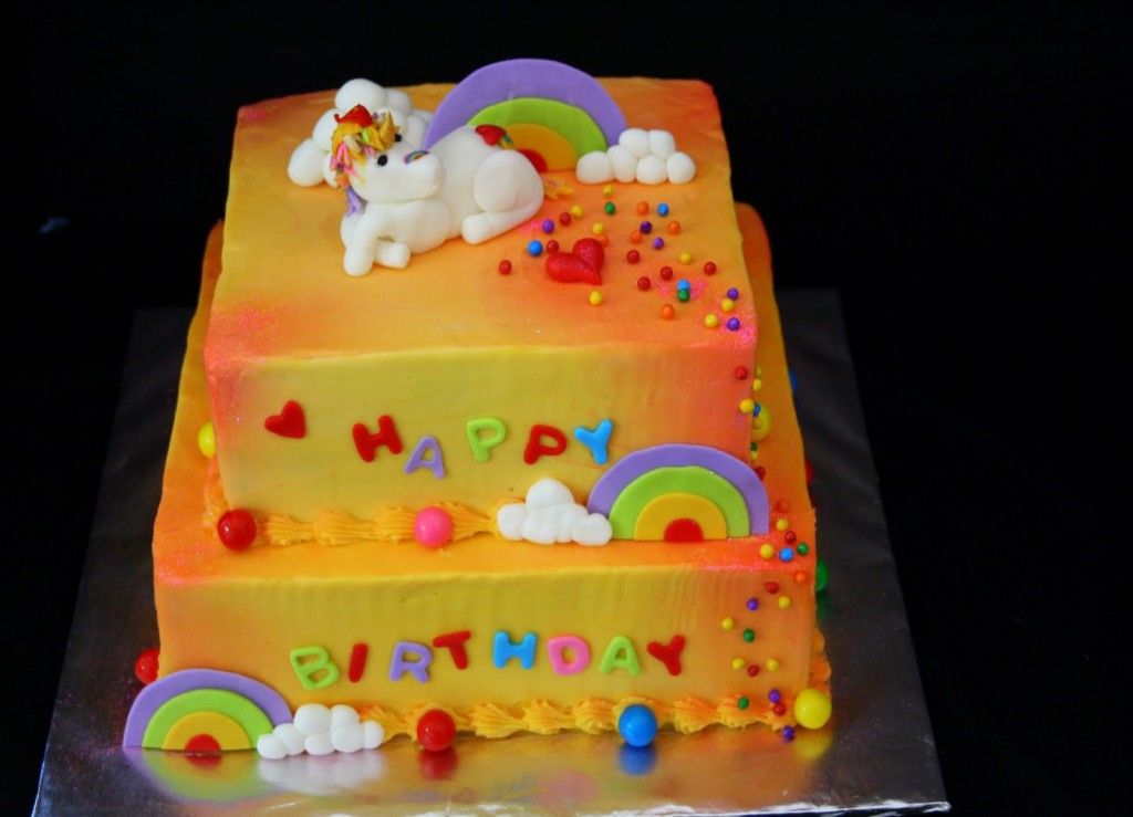 Unicorn Cake Images