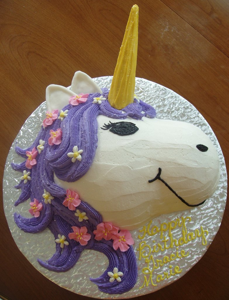 Unicorn Cakes Ideas