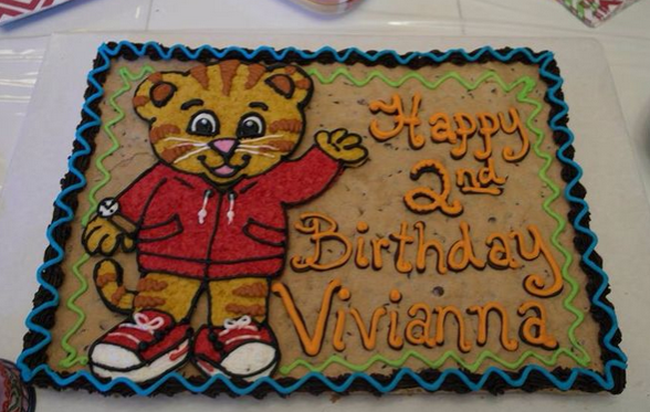 Awe Inspiring Cookie Cake Decoration Ideas Little Birthday Cakes Funny Birthday Cards Online Sheoxdamsfinfo