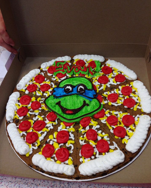 cookie cake decoration