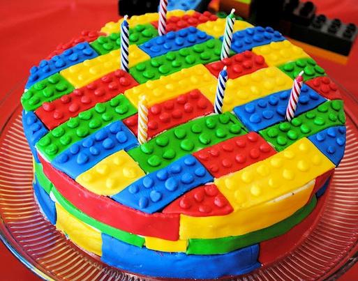 Lego amazing cake design
