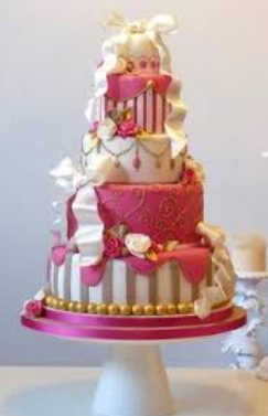 fancy cakes ideas