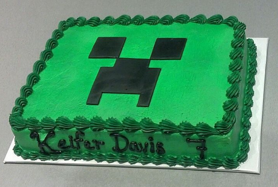 minecraft cake ideas minecraft cakes decoration ideas birthday cakes 5908