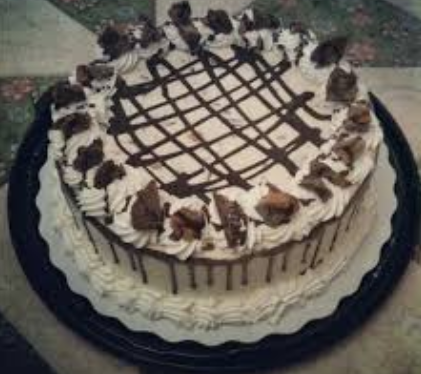 peanut butter cake pictures